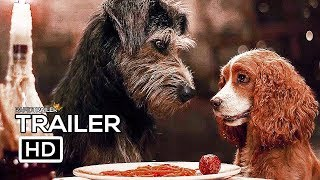 LADY AND THE TRAMP Official Trailer (2019) Disney, Live-Action Movie HD
