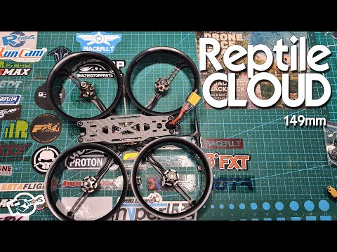 Reptile Cloud 149 - affordable cinewhoop fast forward assembly - UCv2D074JIyQEXdjK17SmREQ