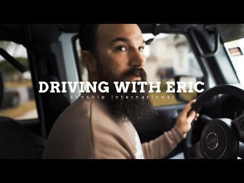 DRIVING WITH ERIC  January 2021