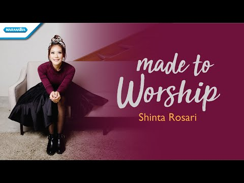 Made To Worship - Shinta Rosari (Vertical Video Lyric)