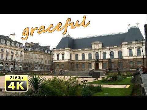 Rennes, city walk - France 4K Travel Channel - UCqv3b5EIRz-ZqBzUeEH7BKQ