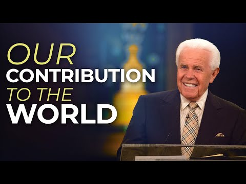 Our Contribution To The World (April 11, 2021)  Jesse Duplantis
