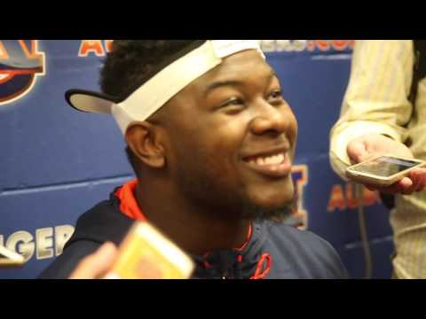 Tre Williams Interview Arkansas 2016