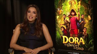 Eva Longoria talks new Dora movie and 15 years since Desperate Housewives