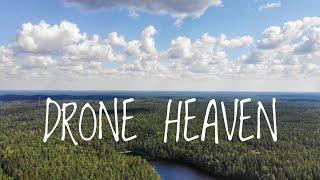 I found DRONE HEAVEN in Finland!