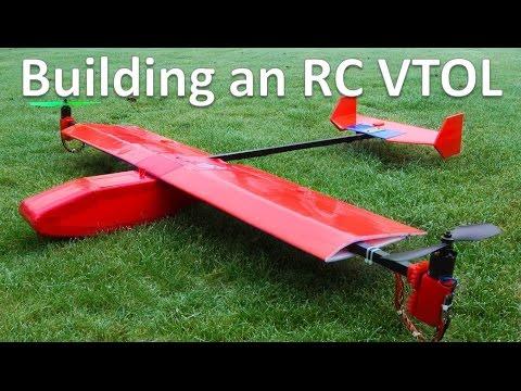 Building an RC VTOL - UC67gfx2Fg7K2NSHqoENVgwA