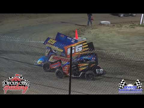 Restrictor Feature - Circus City Speedway 5/15/21 - dirt track racing video image