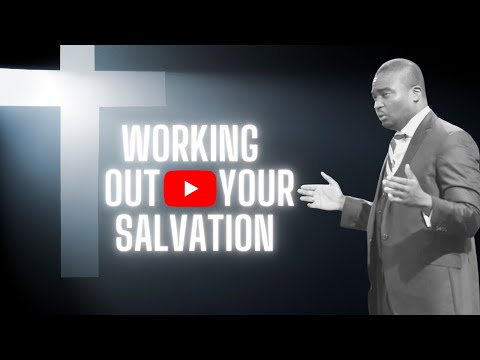 THE SCHOOL OF TYRANNUS  WORKING OUT YOUR SALVATION DAVID OYEDEPO JNR