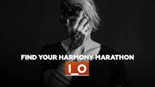 Find Your Harmony Marathon 2018