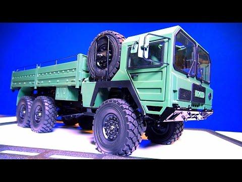 RC ADVENTURES - BEAST II 6X6 Triple Axle RC Trail Truck - Ready-to-Run! RC4WD Unboxing - UCxcjVHL-2o3D6Q9esu05a1Q