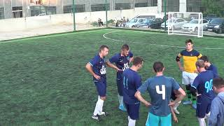 Поле 2 | 6.GOLAZO 3-3 LP-CRM #SFCK Street Football Challenge Kiev