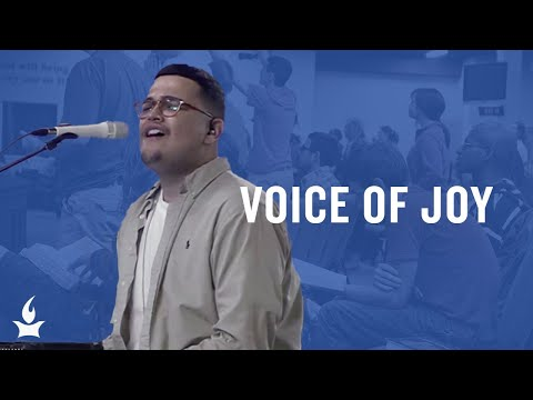 Voice of Joy (spontaneous) -- The Prayer Room Live Moment