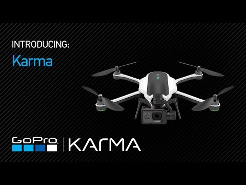 GoPro: Introducing Karma - UCqhnX4jA0A5paNd1v-zEysw