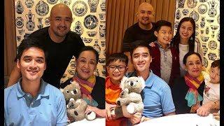 Vico Sotto MASAYANG Family Bonding Bago Umupong Mayor ng Pasig