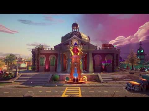 Plants vs. Zombies Garden Warfare 2: Trouble in Zombopolis Part 2 Official Trailer - UCKy1dAqELo0zrOtPkf0eTMw