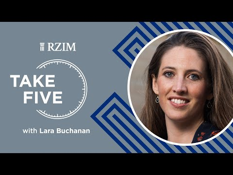 Does Love Make You Powerless?  Lara Buchanan  Take Five  RZIM