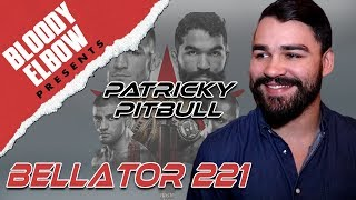 Patricky Pitbull Says He Would Fight Bbrother Patricio 'For a lot of millions' - BE PRESENTS