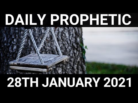 Daily Prophetic 28 January 2021  5 of 7