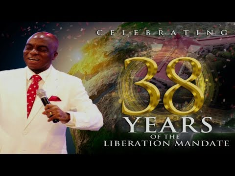 DAY 1: LIBERATION MANDATE CELEBRATION SERVICE - APRIL 29, 2019