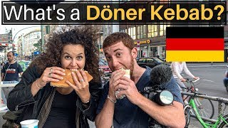 What's a Döner Kebab? (#1 Street Food in BERLIN)