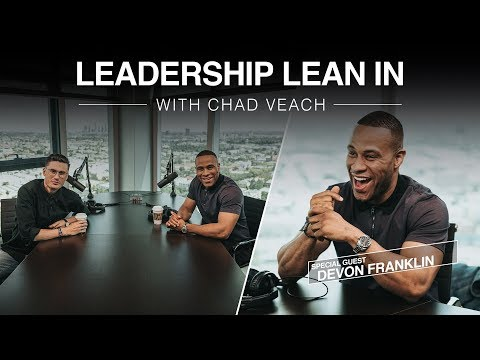 Leadership Lean In With Devon Franklin  The Truth About Men & How to Handle Multiple Talents