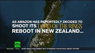 Amazon shooting LOTR reboot in New Zealand despite considering Scotland as a location