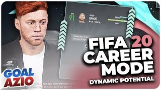 FIFA 20 Career Mode   Dynamic Player Potential
