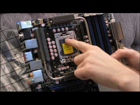 ASUS P6T7 WS Workstation X58 Core i7 SLI Crossfire Motherboard Unboxing & First Look Linus Tech Tips - UCXuqSBlHAE6Xw-yeJA0Tunw