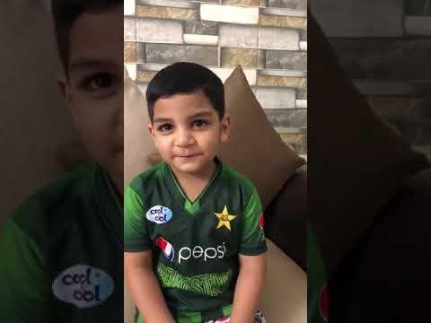Abdullah Sarfaraz Recalls The Memory Of Champions Trophy 2017