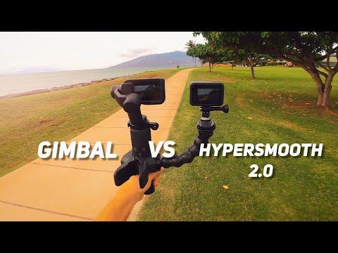 Hero8 HyperSmooth 2.0 VS Gimbal - #GoProTip 663 | MicBergsma - UCTs-d2DgyuJVRICivxe2Ktg