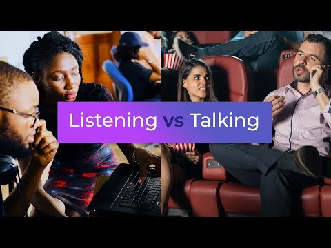 Why Listening is Better Than Talking  Brian Tracy