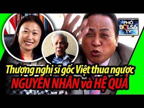 Vì chống cộng hay vì thân cộng, Thượng nghị sĩ gốc Việt thua ngược đối thủ?