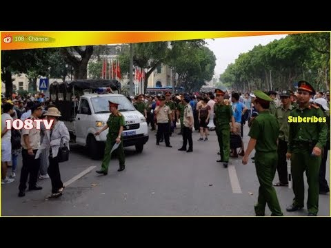 Reuters: Vietnam police halt protests against new economic zones[108Tv]