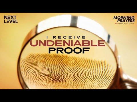 Next Level Prayers  I Receive Undeniable Proof   Pst Bolaji Idowu  16th August 2021