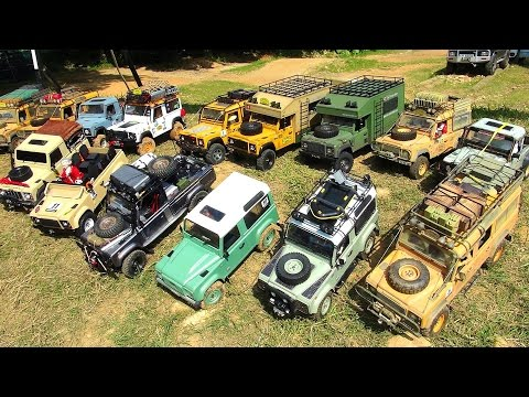 RC ADVENTURES - Land Rover Defender Challenge - Asian Scale Invasion PT1 - RC Truck Action HK 2016 - UCxcjVHL-2o3D6Q9esu05a1Q