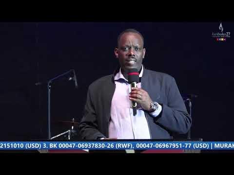 LIVE // FOURSQUARE TV // ''AGATATU'' Hamwe  Bishop Dr. Fidele MASENGO 07.04.2021