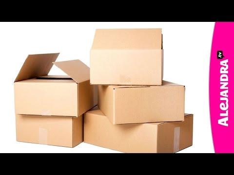 Moving Tips: Unpacking Boxes - UCcvu0uB6SzugED_5FEC7Z0Q