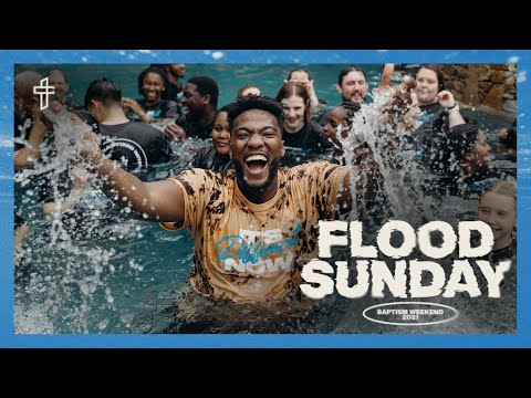 Flood Sunday // Its Different Now // Michael Todd