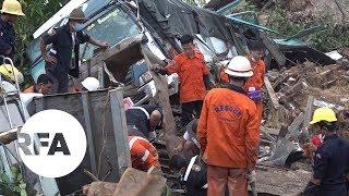 At Least 59 Dead in Myanmar Landslide | Radio Free Asia (RFA)