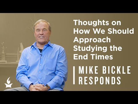 How much of the Bible talks about the End Times?   Mike Bickle Responds