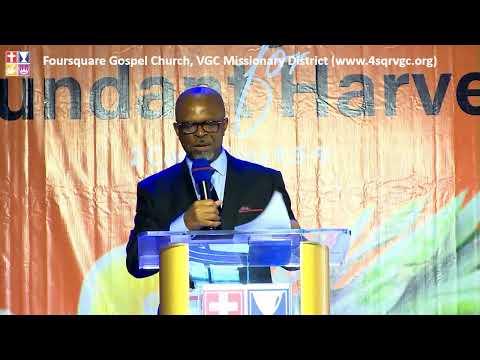 Sunday Worship Service: 7th June 2020