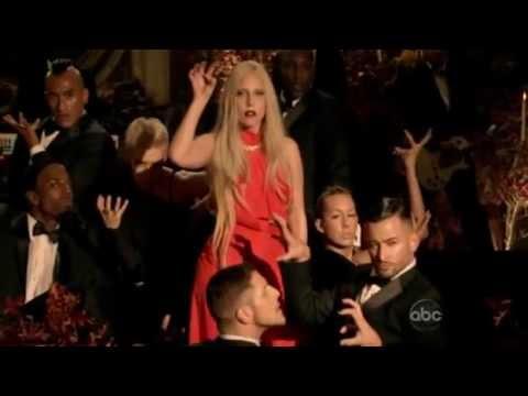 Lady GaGa-Bad Romance Live(A very GaGa thanksgiving) - UCHU8F0xYROnh3ETmSpuW39w