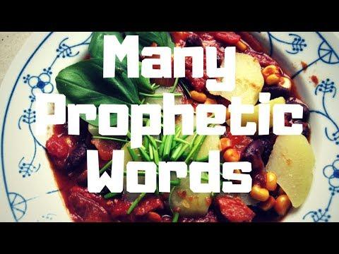 Prophetic Hodge Podge