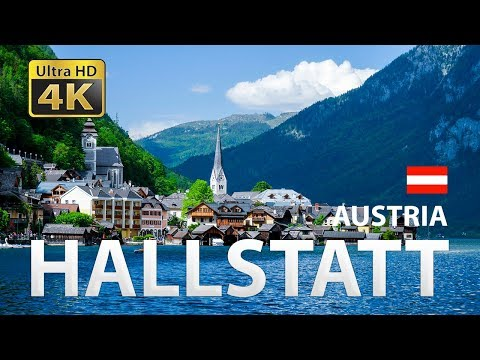 Hallstatt Austria 2018 |  Drone 4K - UCRELYiciuM2dG_7wkMOb5_A