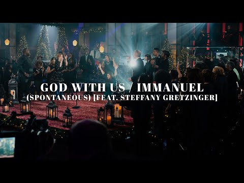 David & Nicole Binion - God With Us / Immanuel feat. Steffany Gretzinger (Official Live Video)