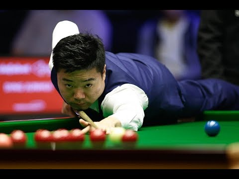 LIVE - 2019 WORLD SNOOKER RANKING EVENT WORLD GRAND PRIX - Cheltenham (England) 2019