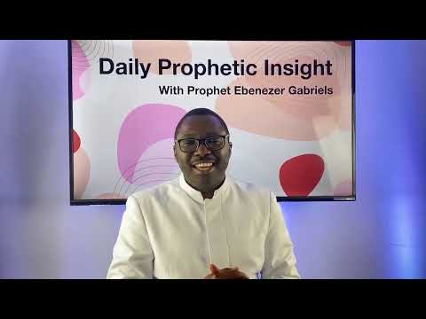 Tongues of Fire is Released - PROPHETIC INSIGHT December 25th, 2020