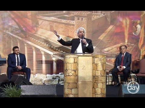 The Anointing of the Holy Spirit - A special sermon from Benny Hinn