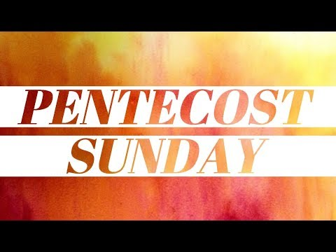 Pentecost Sunday  Roar Church Texarkana  6-9-2019
