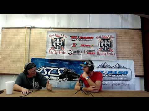 Open Wheel Interviews At El Paso County Raceway | BST Podcast - dirt track racing video image